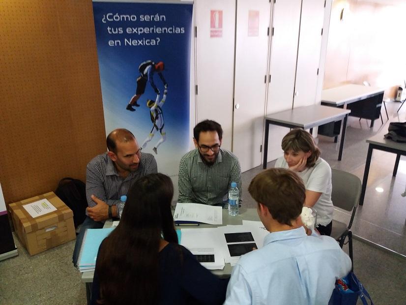 Nexica participa en el evento Ethical Hacking de La Salle para descubrir talento joven