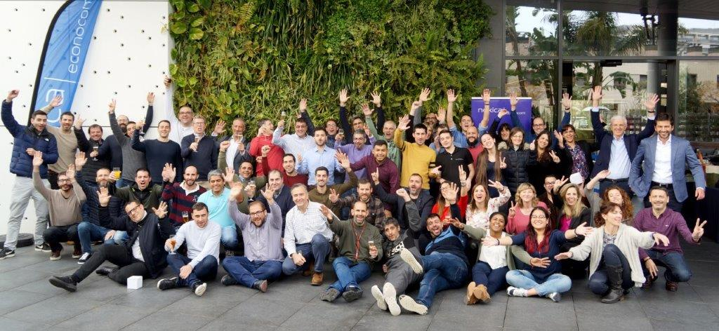 Loading 2020: Kick Off Nexica Econocom
