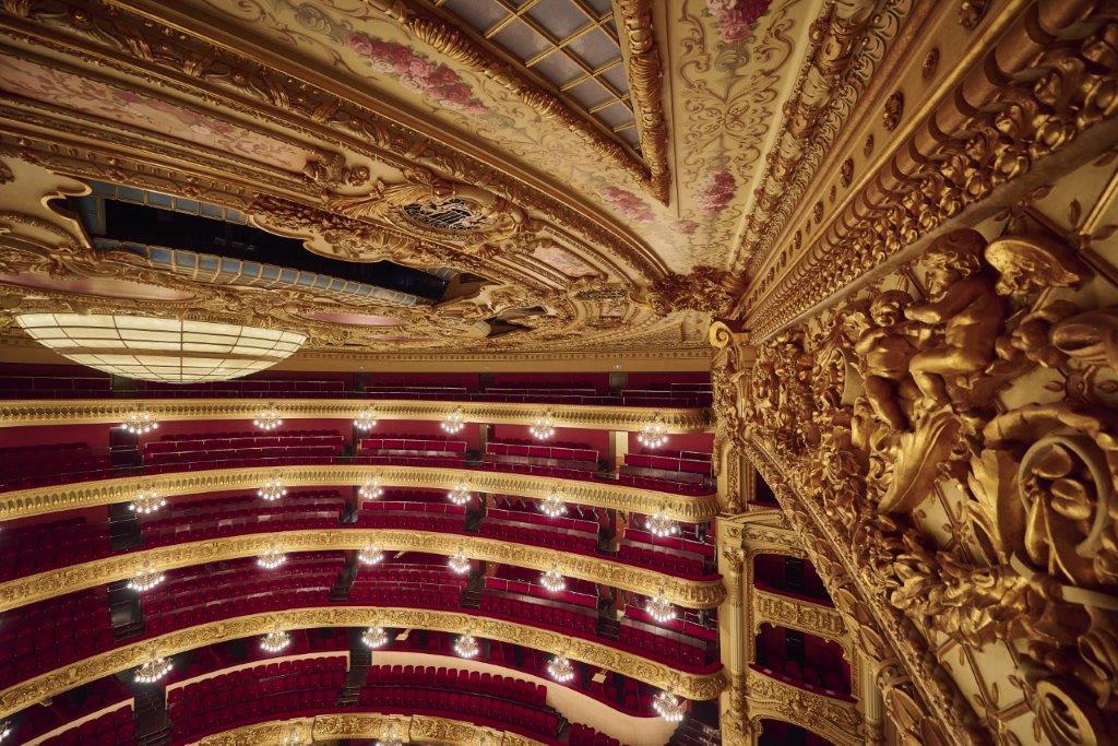 Econocom Nexica y el Liceu: noche en la ópera con clientes y Puccini