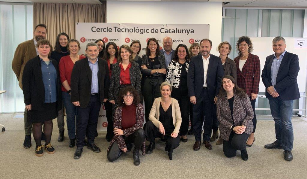 Arrenca el grup de treball DonaTIC del CTecno