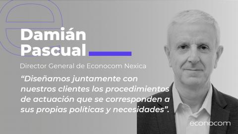 Computing entrevista al director general de Econocom Nexica, Damián Pascual Boixader