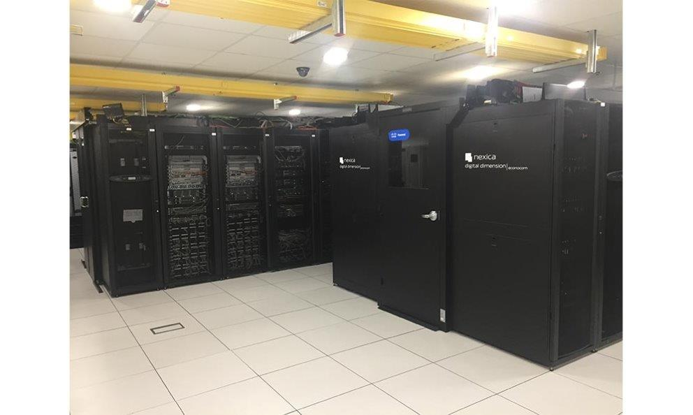 Nexica data center - CPD