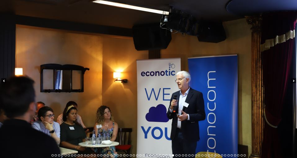 Econocom Cloud Services is presented in Mallorca