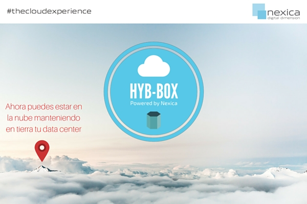 HYB-BOX: Private Cloud on-premise