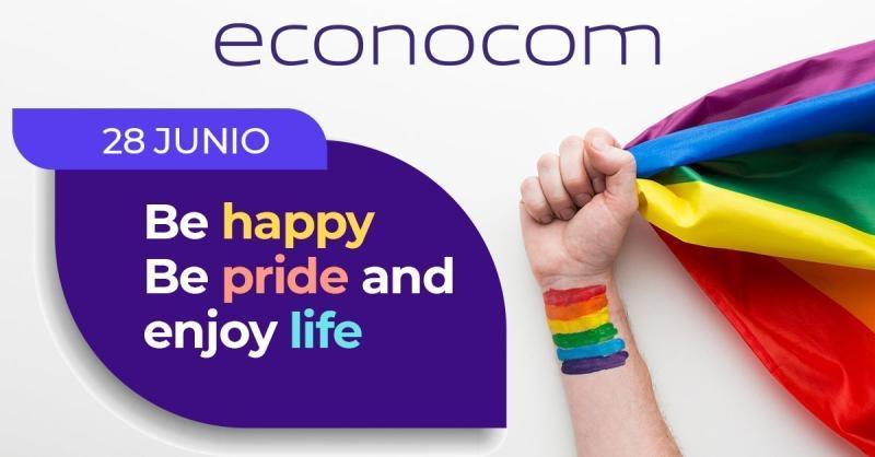 Ens sumem al Dia de l'Orgull