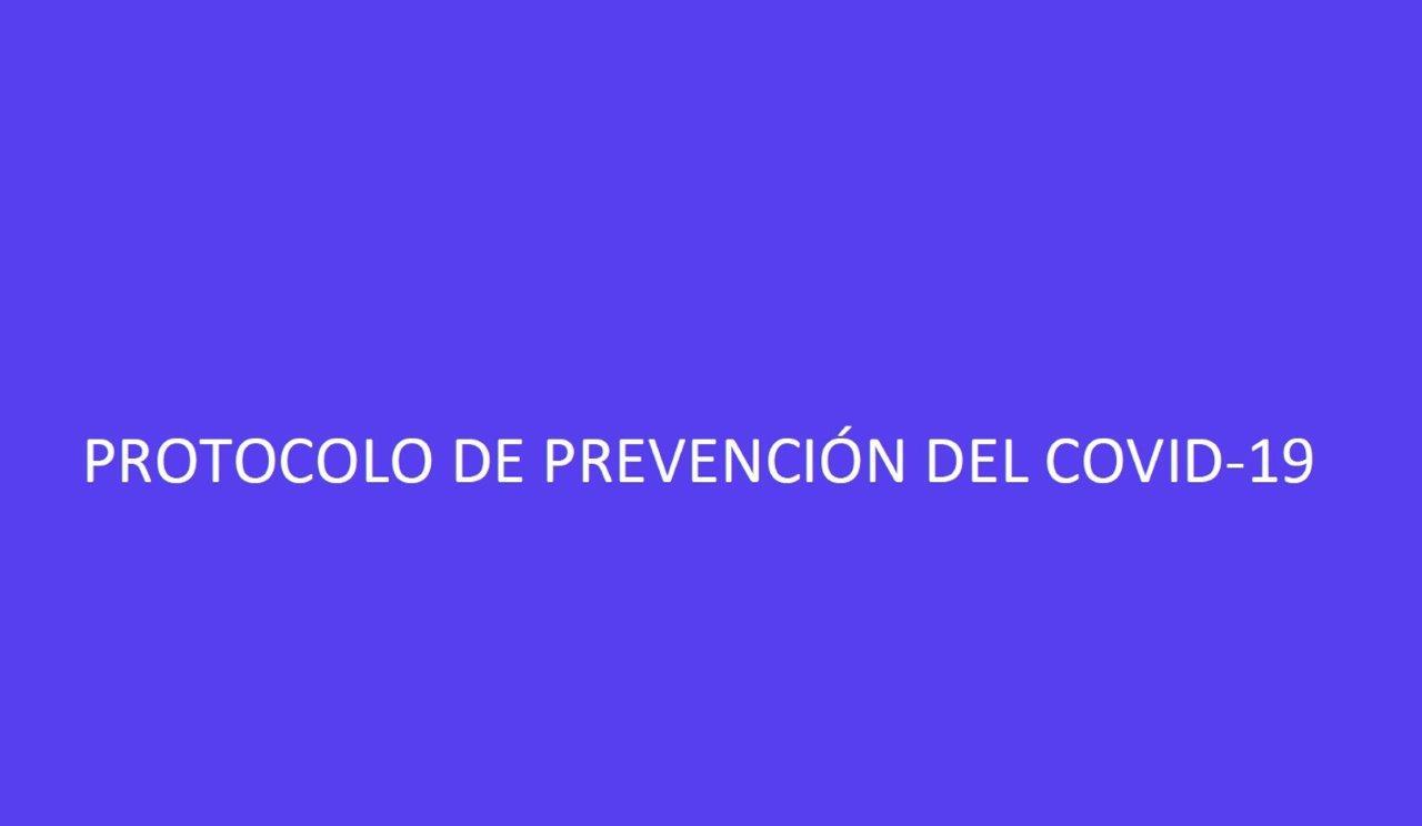 Aplicado el Protocolo de prevención