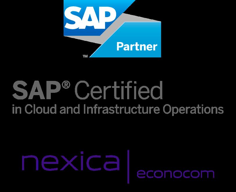 Nexica | Econocom renueva la certificación de partner de SAP