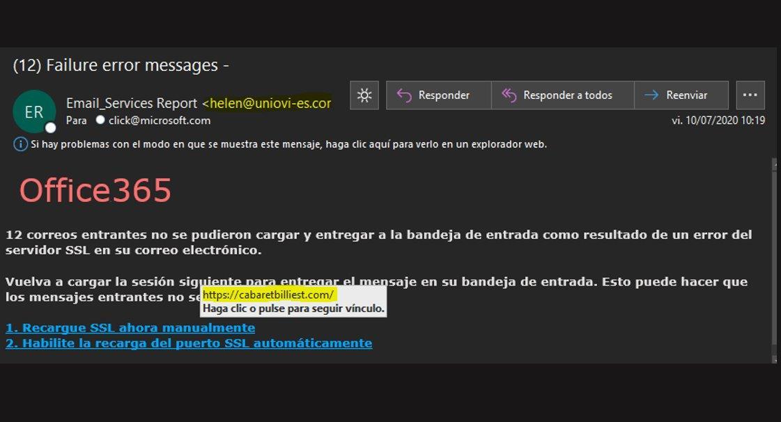 Phishing a la vista: atenció amb el remitent i els enllaços