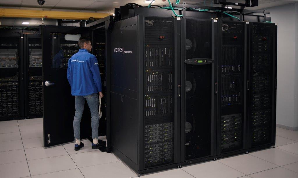 Econocom Nexica Data Center